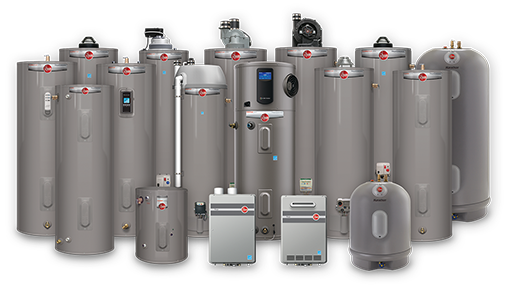 hot water heaters and install ca