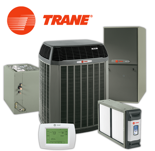 Trane ac repair and service ca